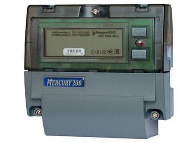 Счетчик электроэнергии INCOTEX Меркурий 200.02